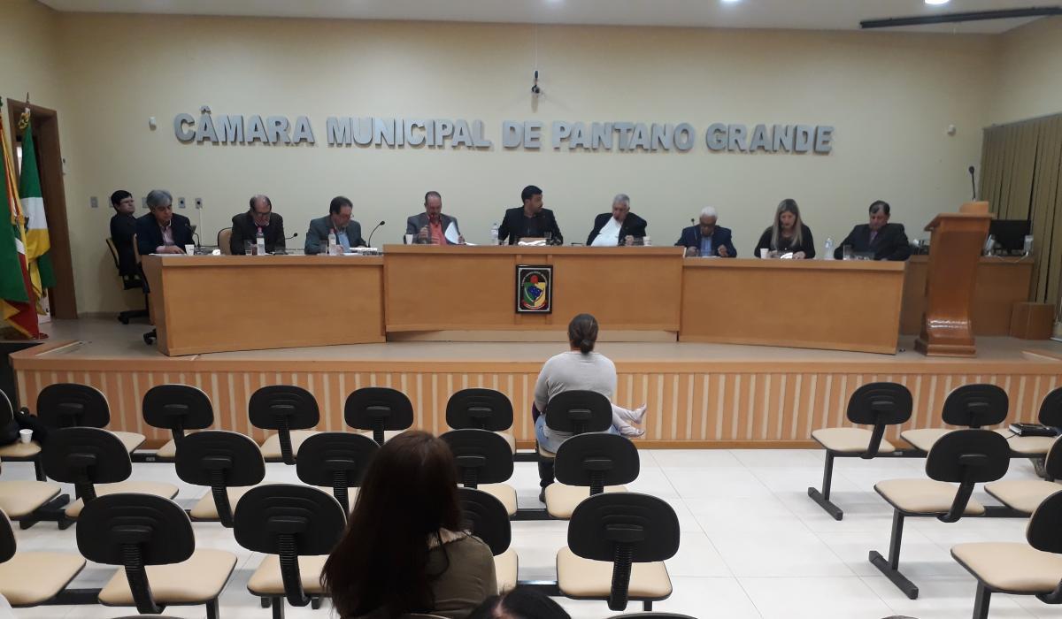 Sessão Ordinária de 03 de outubro